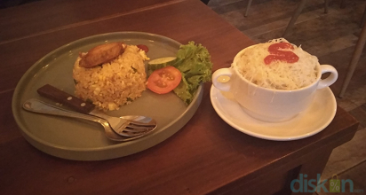 Berburu Kuliner di Wates: Cozy Cafe