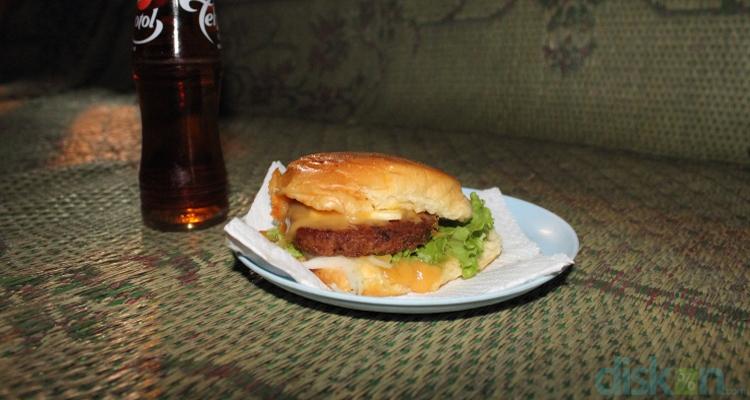 Burger Monalisa, Burger Legendaris dari Jogja Jogja