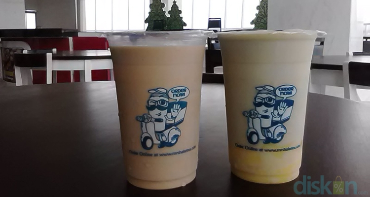Jelajah Food Court Hartono Mall #4: Shake Tea Jogja