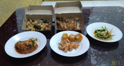 Oriental Kitchen, Hidden Gem dari Condong Catur