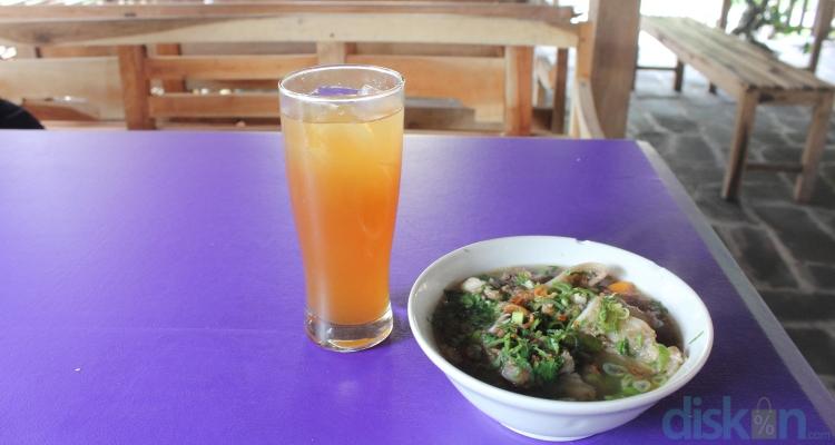 Sup Janda, Lezat Rasanya, Mantap Pedasnya Jogja