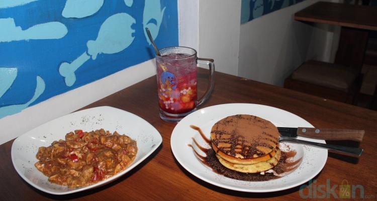 World Food Restaurant, Aneka Makanan dari Berbagai Belahan Dunia Jogja